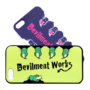 DEVILMENTWORKS iPhone Case