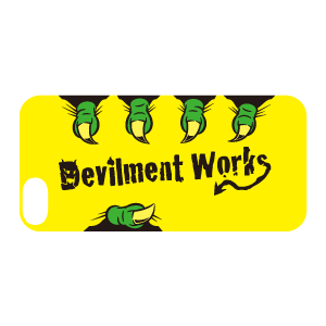 DEVILMENTWORKS iphone case Illustration